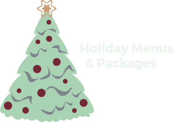 Holiday Menus and Packages